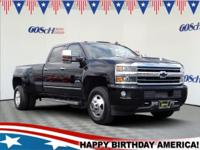 Options:  Duramax Plus Package  Includes (L5p) Duramax