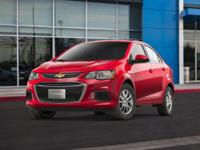 Scores 35 Highway MPG and 27 City MPG! This Chevrolet