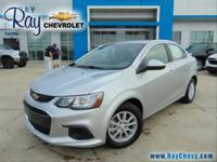 CHEVY Sonic Our BEST PRICE. RAY CHEVROLET has been in