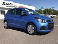 CARFAX One-Owner. Clean CARFAX. 2018 Chevrolet Spark LS