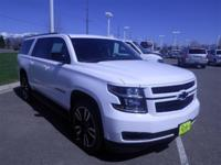 2018 Chevrolet Suburban This outstanding LT, with its