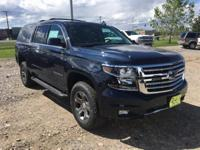 2018 Chevrolet Suburban 4 Wheel Drive!! This is the