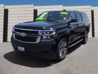 Options:  2018 Chevrolet Suburban Lt|Black/Jet Black|V8