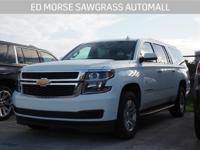 Check out this gently-used 2018 Chevrolet Suburban we