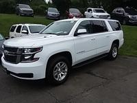 Options:  2018 Chevrolet Suburban Lt|White|Certified.