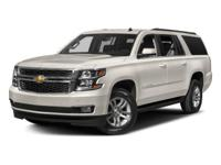 2018 Chevrolet Suburban LT 4WD 6-Speed Automatic