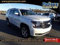 2018 Chevrolet Tahoe LT Cocoa/Dune Leather, ABS brakes,