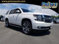 2018 Chevrolet Tahoe Premier Cocoa/Dune Leather, ABS