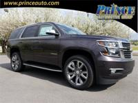 2018 Chevrolet Tahoe Premier Jet Black Leather, ABS