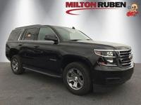 This 2018 Chevrolet Tahoe 4dr 2WD 4dr LS features a