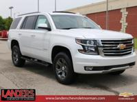 Iridescent Pearl Tricoat 2018 Chevrolet Tahoe LT 4WD