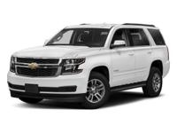 2018 Chevrolet Tahoe LT 4WD 6-Speed Automatic