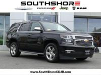 CARFAX One-Owner. Clean CARFAX. 2018 Chevrolet Tahoe