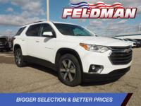 ** CALL FELDMAN CHEVROLET OF LANSING AT  **, 1st & 2nd