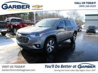 Check out this satin steel 2018 Traverse. It is