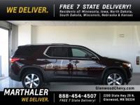 2018 Chevrolet Traverse LT Leather Leather Preferred