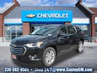 2018 Chevrolet Traverse High Country AWD.  Options:  10