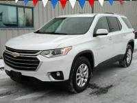 This 2018 All Wheel Drive Chevrolet Traverse was one of