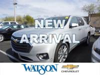 AWD.Clean CARFAX. CARFAX One-Owner. 2018 Chevrolet