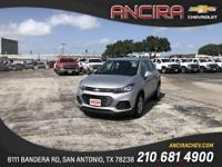 This new Chevrolet Trax LS is now for sale in San