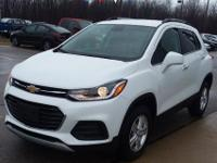 This 2018 All Wheel Drive Chevrolet Trax was one of our