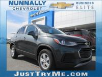 The 2018 Chevrolet Trax has the agility and