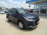 2018 Chevrolet Trax LT AWD 6-Speed Automatic ECOTEC