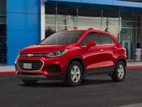 Check out this 2018 Chevrolet Trax LT. Its Automatic