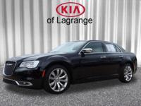 Black 2018 Chrysler 300 Limited RWD 8-Speed Automatic