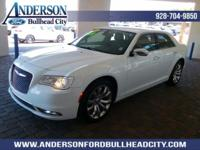 New Price! Bright White Clearcoat 2018 Chrysler 300
