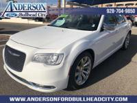ONLY 14k miles on this beautiful 2018 Chrysler 300