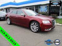 CARFAX One-Owner. Clean CARFAX. 2018 Chrysler 300