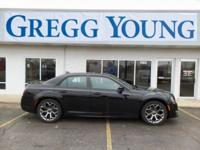 Gloss Black 2018 Chrysler 300 S RWD 8-Speed Automatic