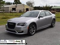 Silver 2018 Chrysler 300 S RWD 8-Speed Automatic 3.6L