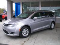 Touring L Plus trim. CARFAX 1-Owner. 3rd Row Seat, NAV,