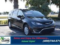 2018 Chrysler Pacifica Smart innovation dedicated to