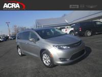 2018 Pacifica, 20,990 miles, options include:  Steering