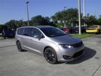 This Chrysler Pacifica Touring plus is a smooth and