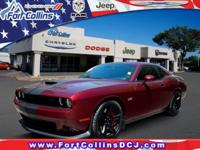 2018 Dodge Challenger SRT SRT HEMI 6.4L V8 MDS RWD Our