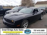 2018 Dodge Challenger CARS HAVE A 150 POINT INSP, OIL