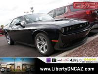 CARFAX One-Owner. Clean CARFAX. Black 2018 Dodge