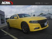 2018 Dodge Charger, key features include:  Power