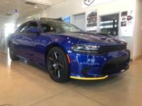 Indigo Blue 2018 Dodge Charger R/T Daytona Edition RWD