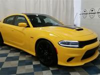 CARFAX One-Owner. Clean CARFAX. Yellow 2018 Dodge