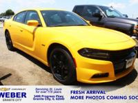 Recent Arrival! Yellow Jacket Dodge Charger **ANOTHER