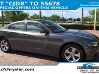 Gray Priced below KBB Fair Purchase Price! 4D Sedan