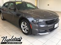 New Price! Recent Arrival! 2018 Dodge Charger in Gray,