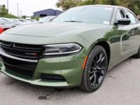 Turn heads in this BRAND NEW updated sleek green 2018