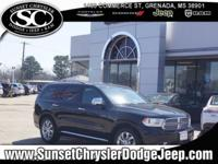Black Clearcoat 2018 Dodge Durango Citadel RWD 8-Speed