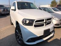 Options:  2018 Dodge Durango Gt|You Won't Find A Better